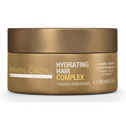 BRASIL CACAU МАСКА HYDRATING HAIR COMPLEX, 200мл
