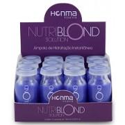 Ampolas Nutriblond Solution / Ампулы Платиновый Блонд / 12*10 ml
